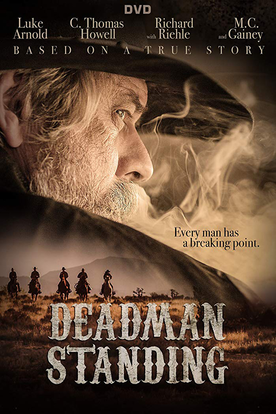 Deadman Standing [2019 USA Movie] Biography, Thriller, Western, True Story