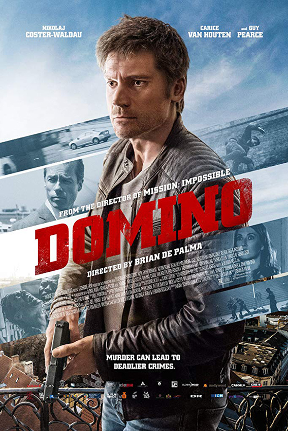 Domino [2019 Denmark, France, Italy Movie] English, Crime, Thriller