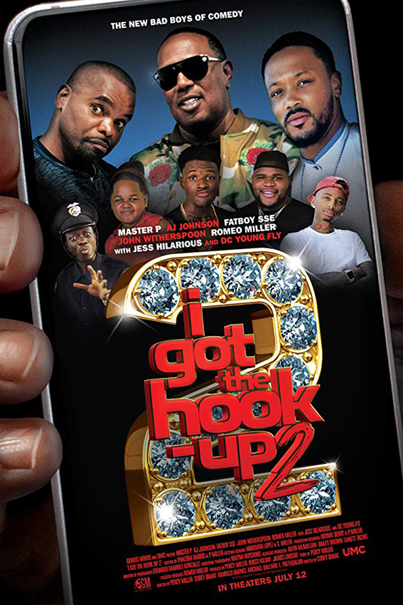 I Got the Hook Up 2 [2019 USA Movie] Comedy