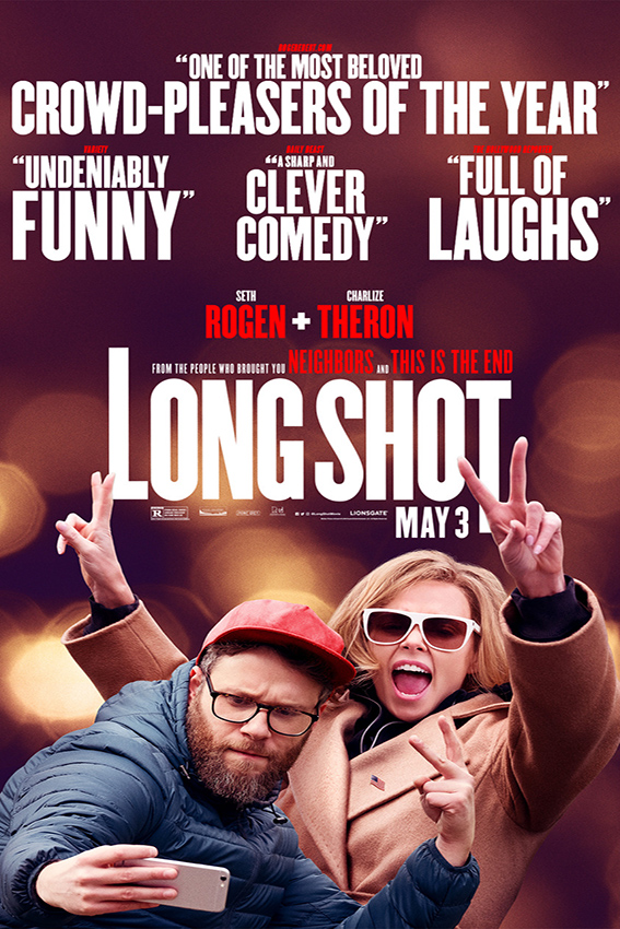 Long Shot [2019 USA Movie] Comedy, Romance