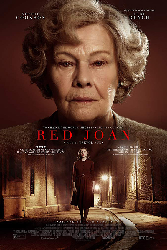 Red Joan [2019 UK Movie] Biography, Drama, Romance
