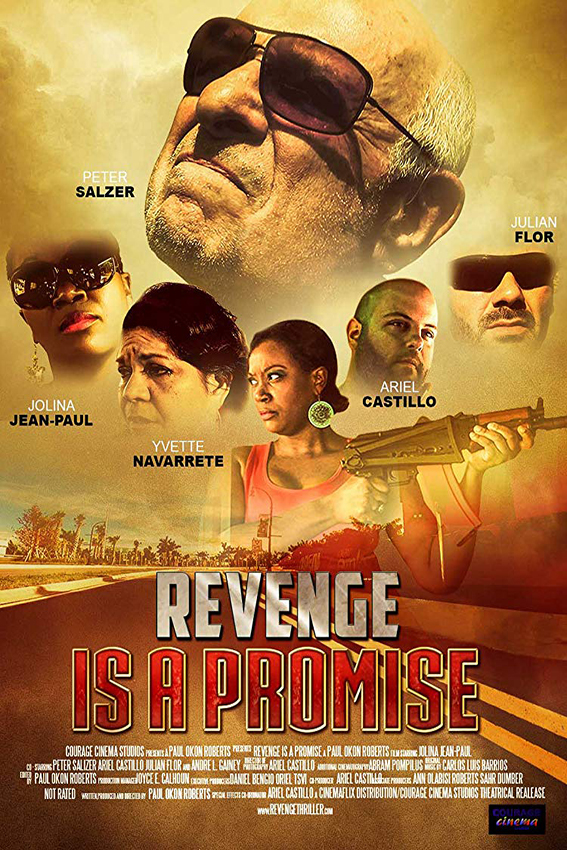 Revenge is a Promise [2019 USA Movie] Thriller