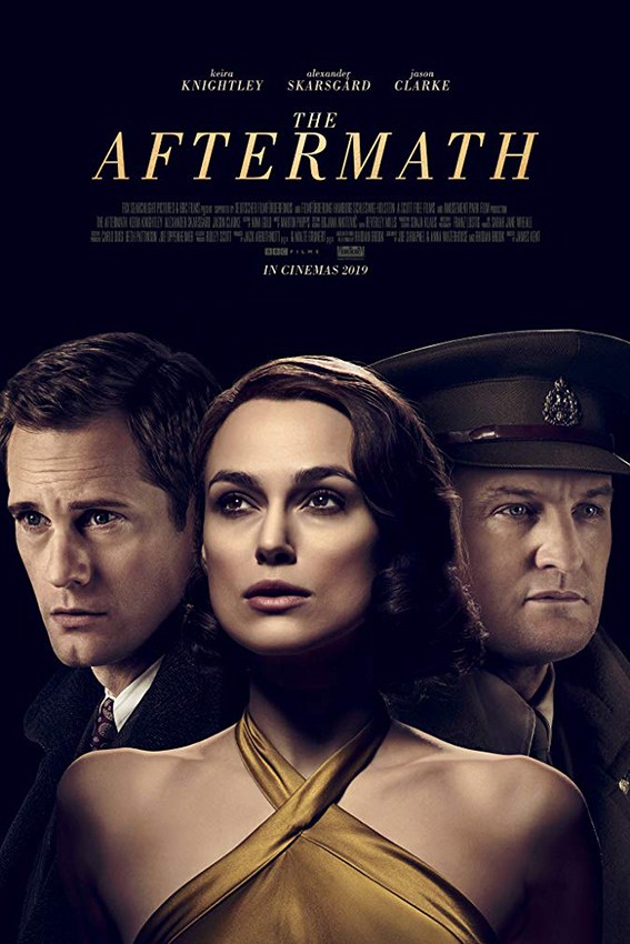 The Aftermath [2019 USA, UK, Germany Movie] Drama, Romance, War