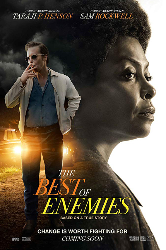The Best of Enemies [2019 USA Movie] Biography, Drama, History, True Story