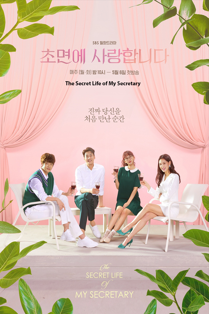 The Secret Life of My Secretary [2019 South Korea Series] 32 episodes END (3) Comedy, Romance
