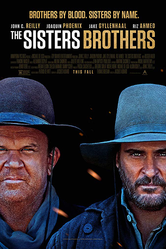 The Sisters Brothers [2018 USA Movie] Adventure