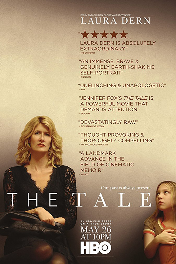 The Tale [2018 USA Movie] Drama, Mystery, Thriller