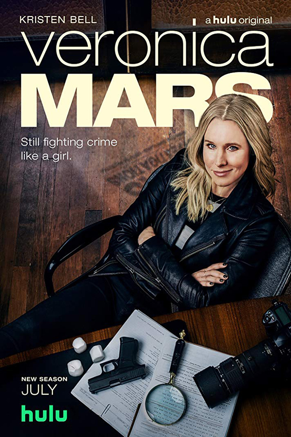 Veronica Mars SEASON 4 Complete [2019 USA Series] 8 episodes END (2) Drama, Mystery