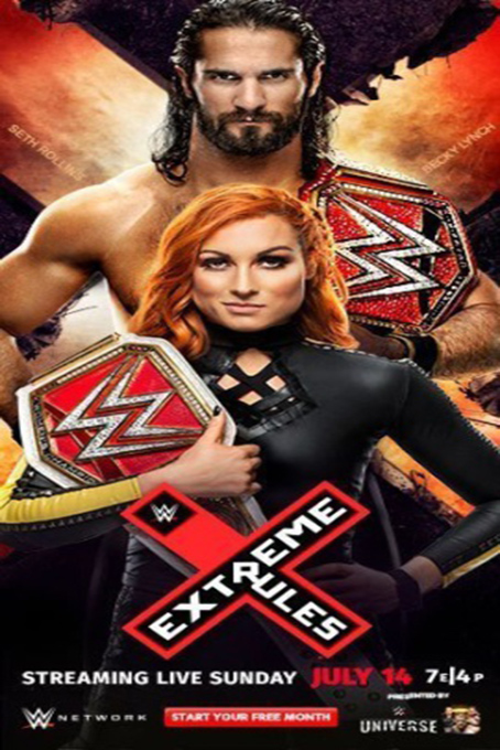 WWE Extreme Rules 2019 [2019 USA Movie] Sport, Show