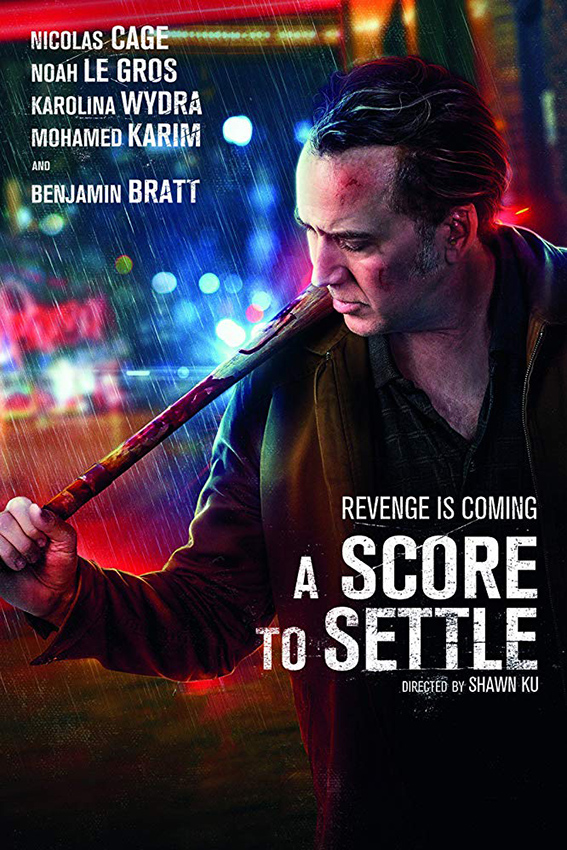 A Score to Settle [2019 USA, Canada Movie] Action, Crime, Drama