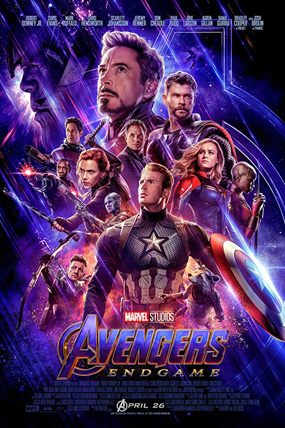 Avengers Endgame [2019 USA Movie] Action, Sci Fi, Adventure