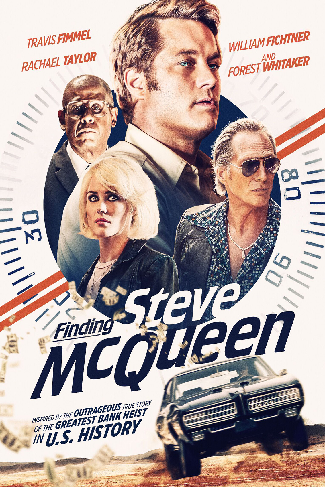 Finding Steve McQueen [2019 USA Movie] Crime, Romance