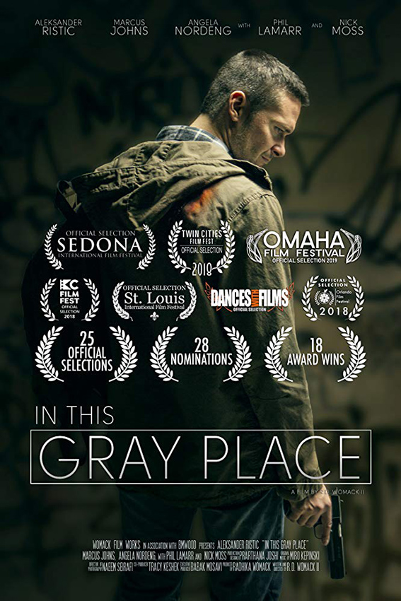 In This Gray Place [2019 USA Movie] Drama, Romance, Thriller