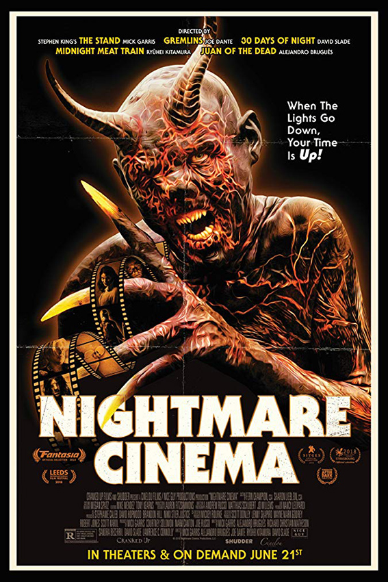 Nightmare Cinema [2019 USA Movie] Horror, Thriller