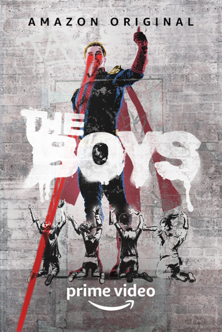 The Boys SEASON 1 Completed [2019 USA Series] 8 episodes END (2) Action, Crime, Comedy