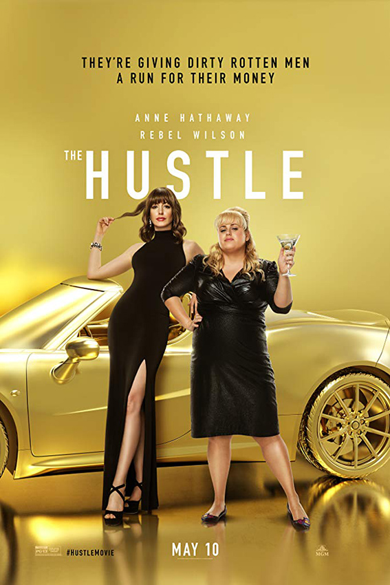 The Hustle [2019 USA Movie] Comedy, Crime
