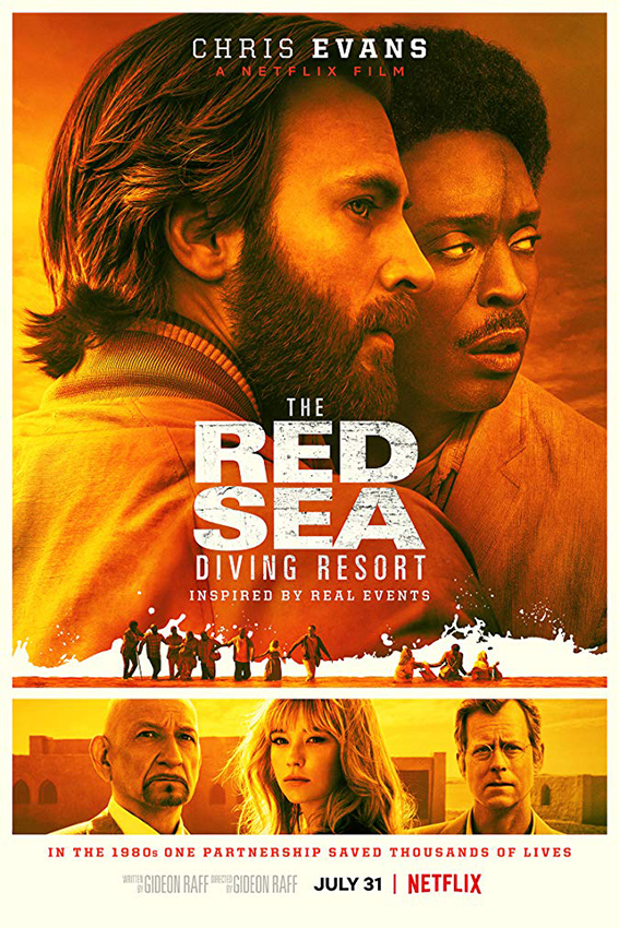 The Red Sea Diving Resort [2019 USA Movie] True Story, Drama, Thriller