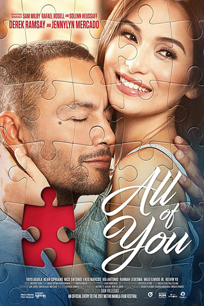 All of You [2017 Philippines Movie] Comedy, Romance