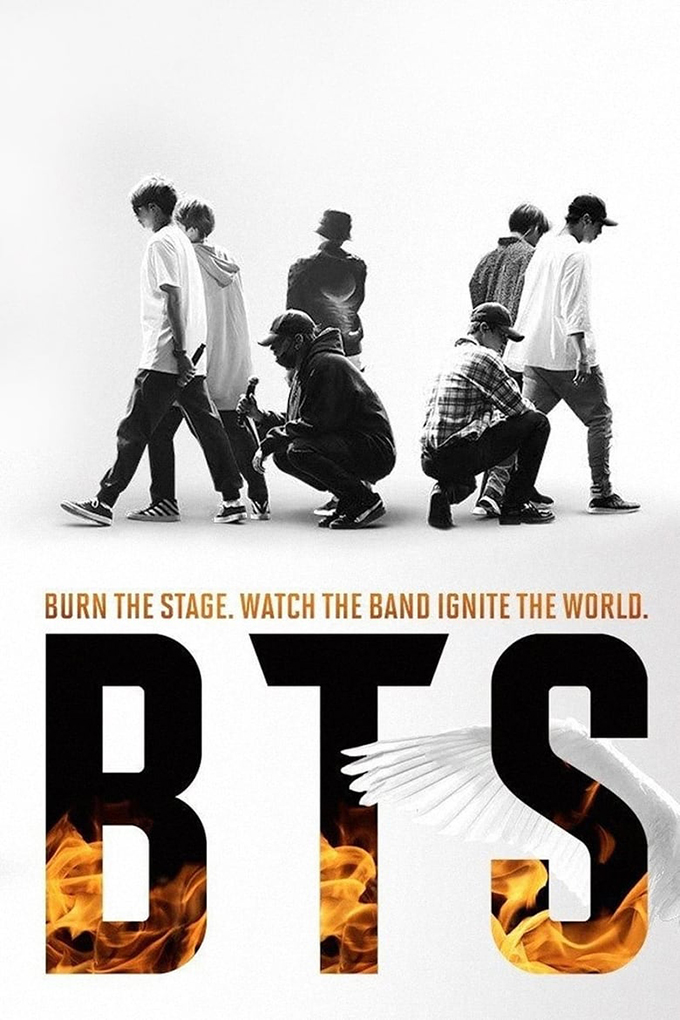 BTS: Burn the Stage [2018 South Korea Series] 8 episodes END (2) Documentary