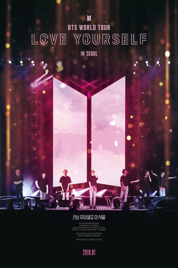 BTS World Tour: Love Yourself in Seoul [2019 South Korea Show] Concert, Music