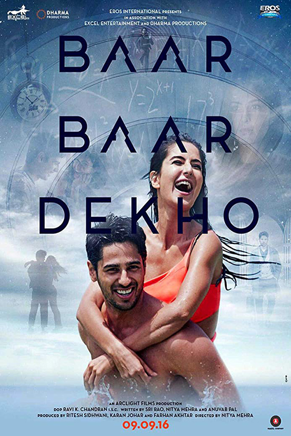 Baar Baar Dekho [2016 India Movie] Hindi, Drama, Action, Romance