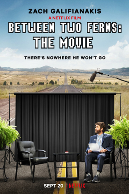 Between Two Ferns: The Movie [2019 USA Movie] Comedy