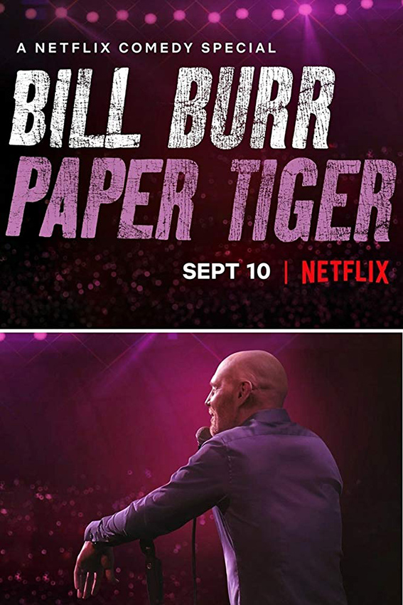 Bill Burr: Paper Tiger [2019 USA Movie] Comedy, Stand Up