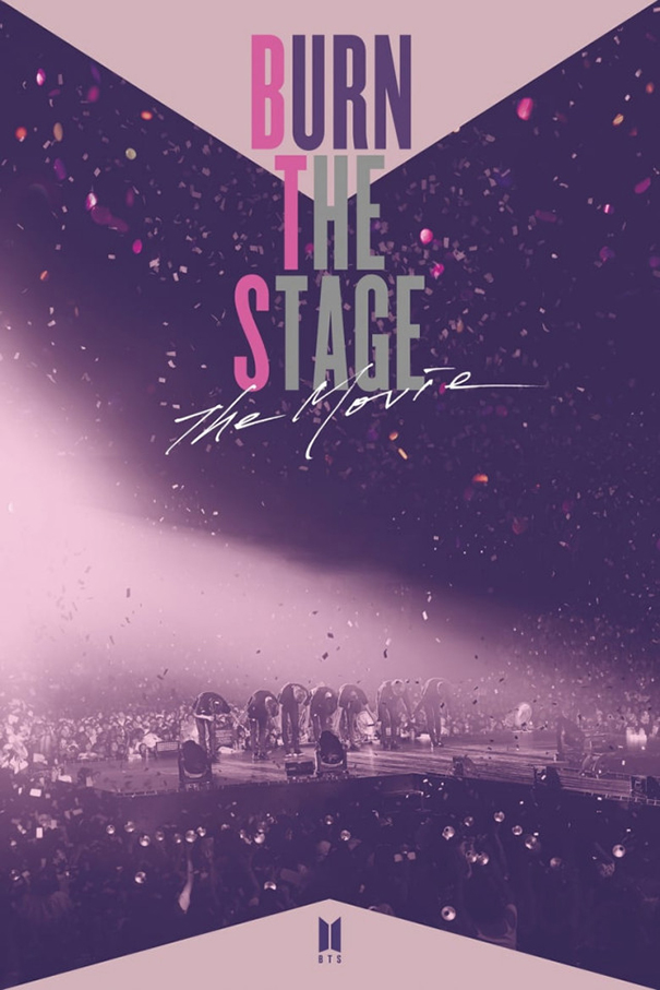 Burn the Stage: The Movie [2018 South Korea Movie] Documentary, Music