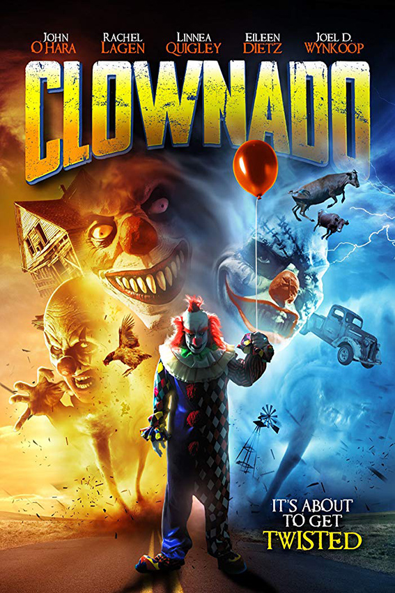 Clownado [2019 USA Movie] Horror, Comedy