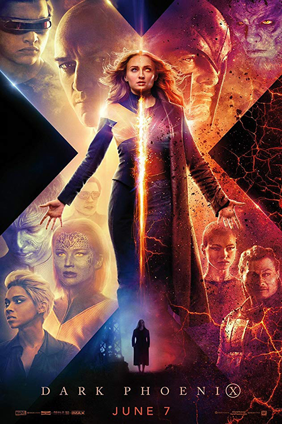 X Men: Dark Phoenix [2019 USA Movie] Sci Fi, Action