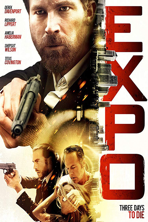Expo [2019 USA Movie] Action, Crime, Drama