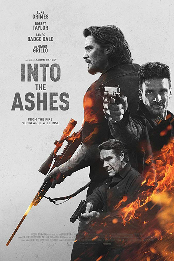 Into the Ashes [2019 USA Movie] Crime, Drama, Thriller