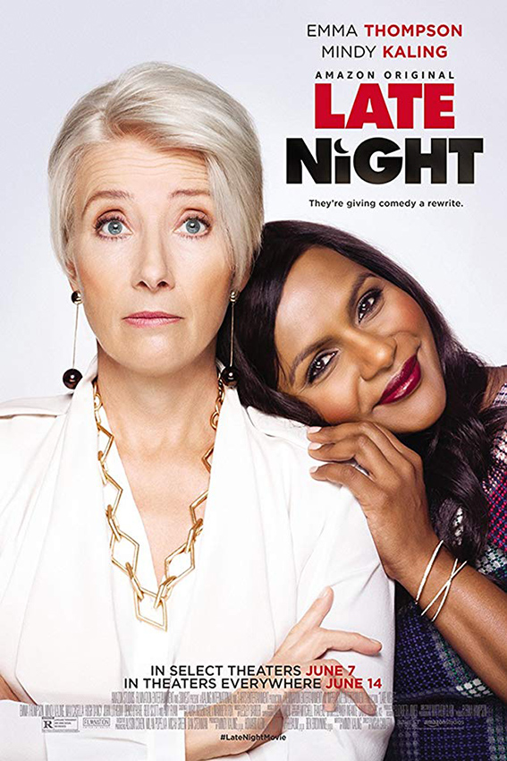 Late Night [2019 USA Movie] Comedy, Drama