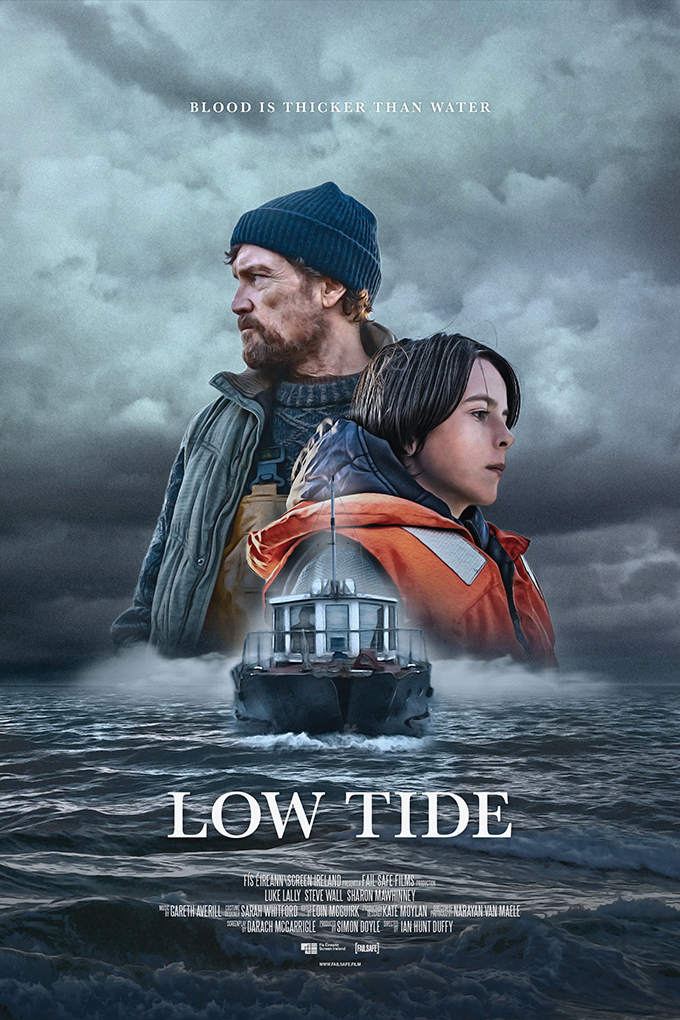 Low Tide [2019 USA Movie] Drama, Thriller