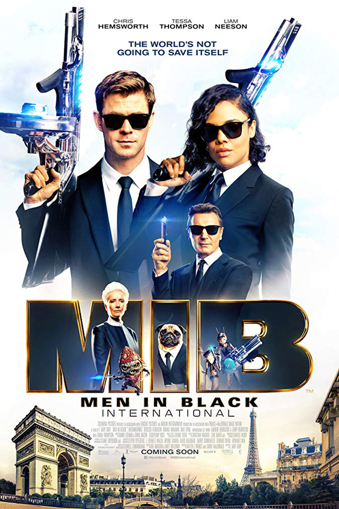 Men In Black International [2019 USA Movie] Action, Sci Fi