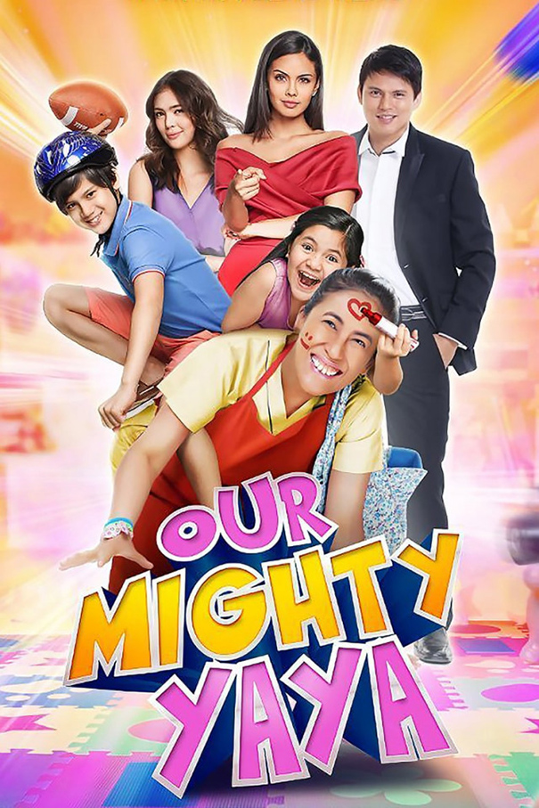 Our Mighty Yaya [2017 Philippines Movie] Comedy