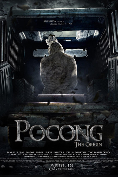 Pocong The Origin [2019 Indonesia Movie] Horror