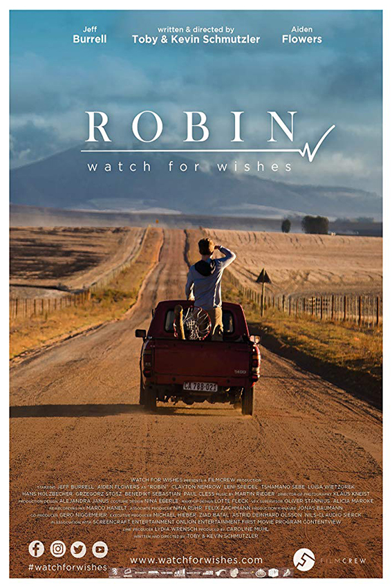 Robin Watch For Wishes [2019 Germany Movie] English, Drama