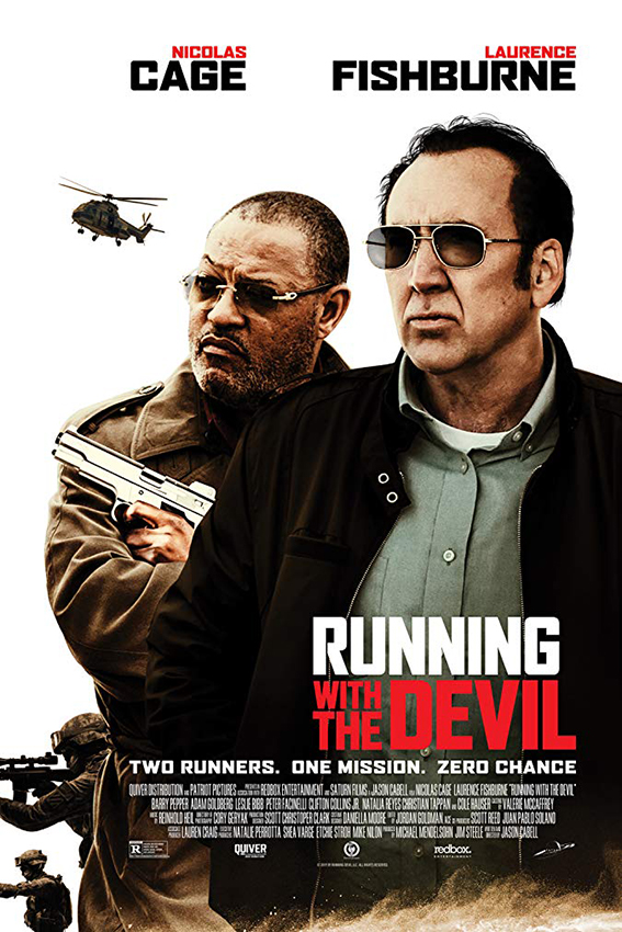 Running With The Devil [2019 USA, Colombia Movie] Crime, Thriller