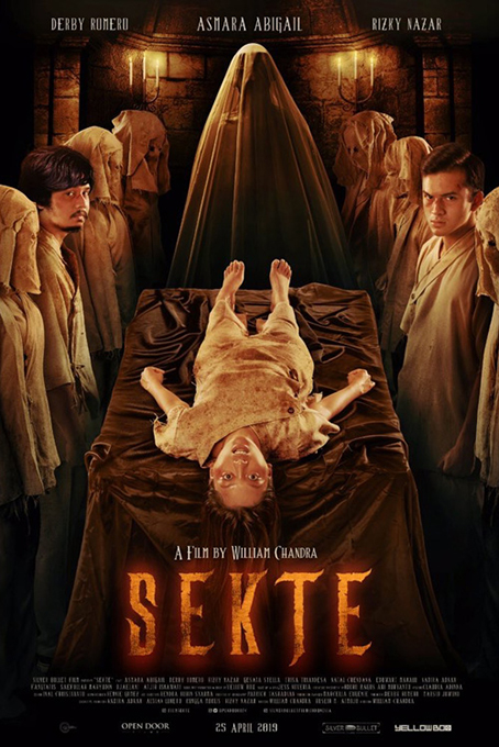 Sekte [2019 Indonesia Movie] Horror