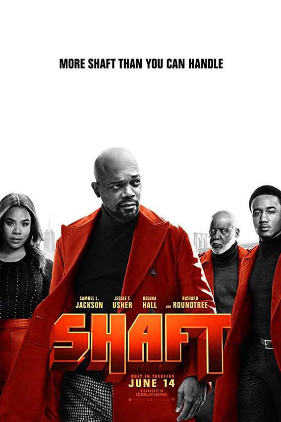 Shaft [2019 USA Movie] Action, Comedy, Crime