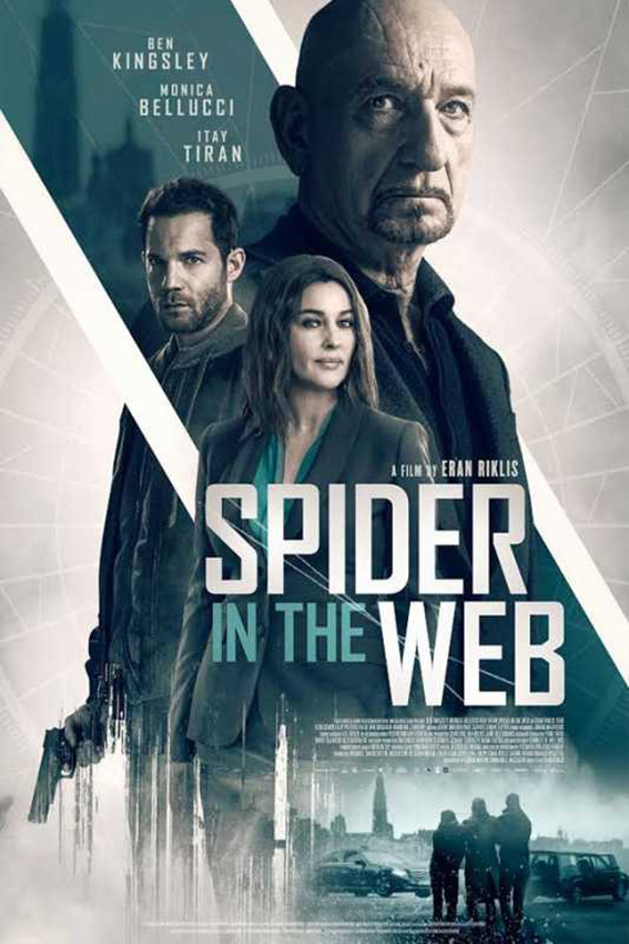 Spider in the Web [2019 USA Movie] Thriller