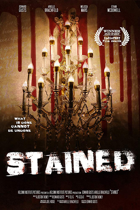 Stained [2019 USA Movie] Horror, Thriller
