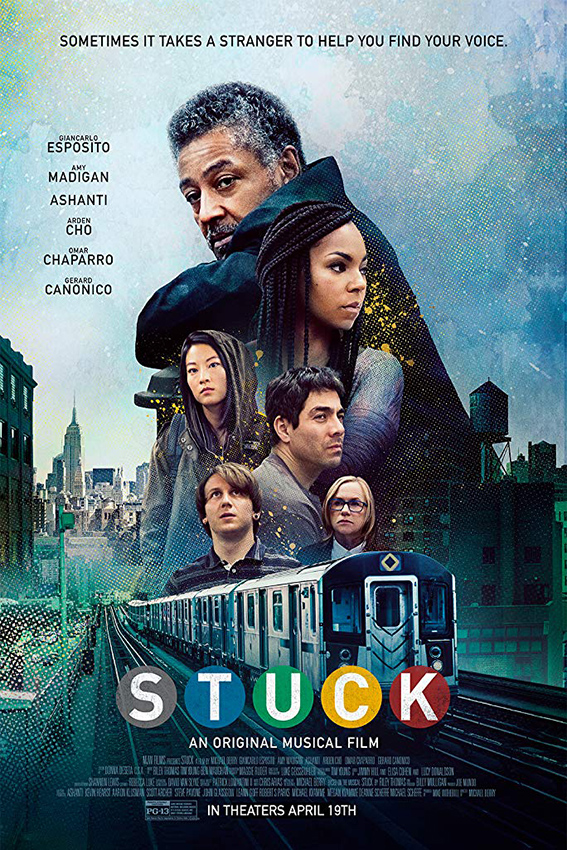 Stuck [2017 USA Movie] Drama, Musical