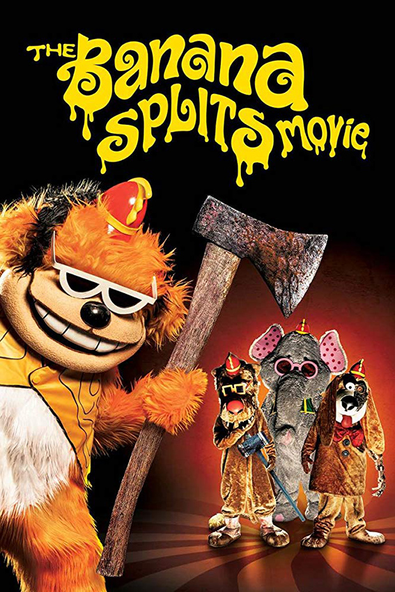 The Banana Splits Movie [2019 USA Movie] Comedy, Horror, Sci Fi