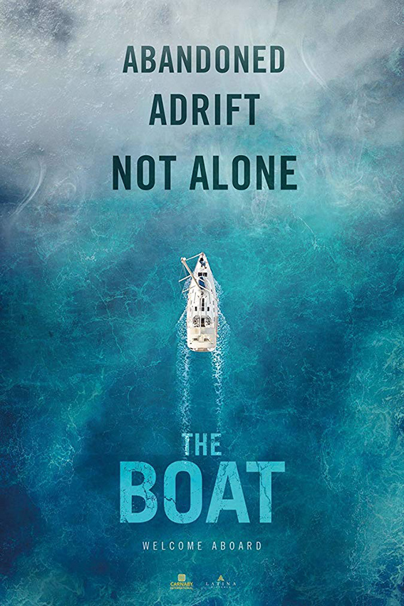 The Boat [2019 UK, Malta Movie] Thriller, Horror