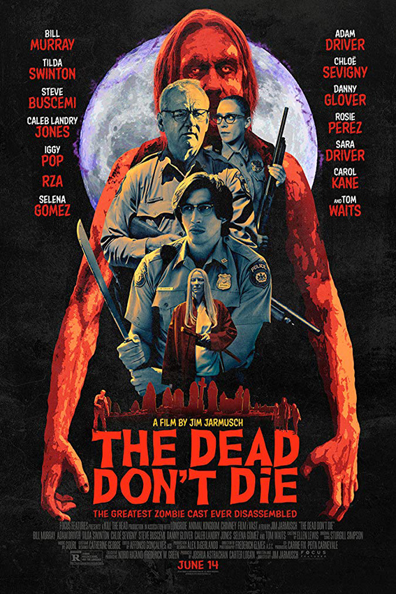 The Dead Don't Die [2019 USA Movie] Comedy, Fantasy, Horror
