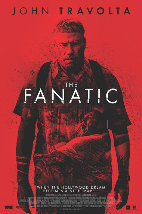 The Fanatic [2019 USA Movie] Thriller