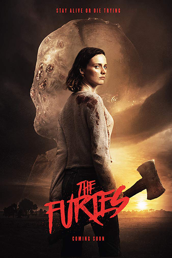 The Furies [2019 Australia Movie] Action, Thriller