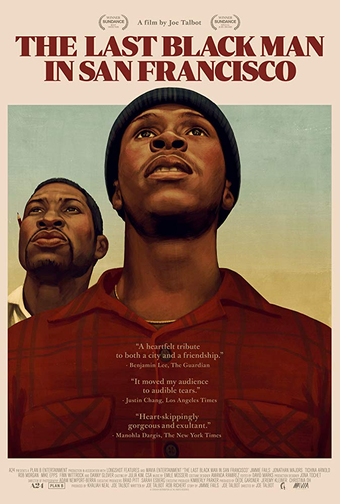 The Last Black Man in San Francisco [2019 USA Movie] Drama